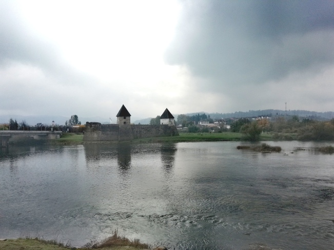 Stari grad Zrinski.